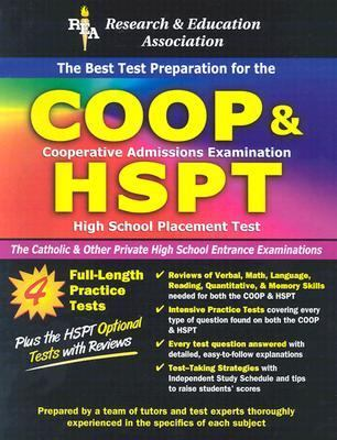 Best Test Preparation for the Coop & (Cooperative Admissions Examination) Hspt (High School Placement Test) The Catholic & Other Private High School Entrance Examinations