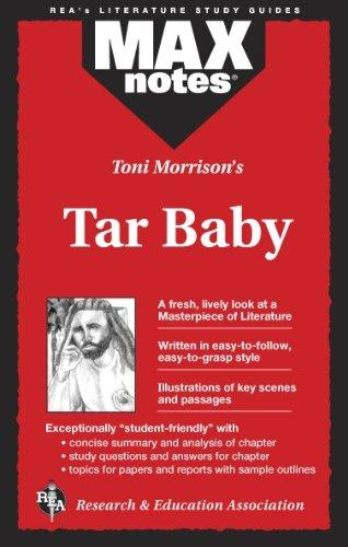 a book report on tar baby the fourth novel by toni morisson Tar baby by toni morrison and a great selection of similar used, new and collectible books available now at abebookscom.