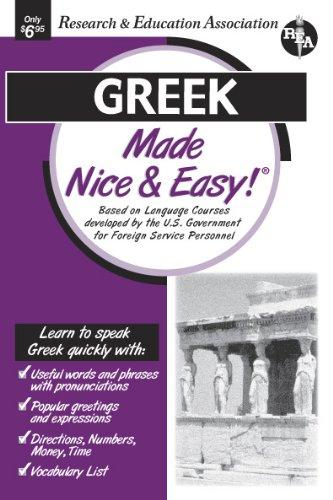 Greek Made Nice & Easy (Language Learning)