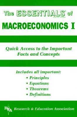 Essentials of Macroeconomics I