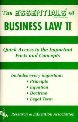 Essentials of Business Law II