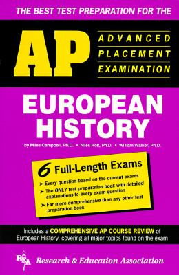 Best Test Preparation for the Advanced Placement Examination European History