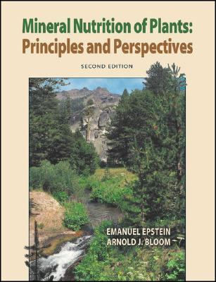 Mineral Nutrition Of Plants Principles And Perspectives