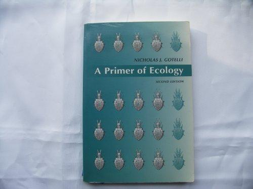 'A Primer of Ecology'