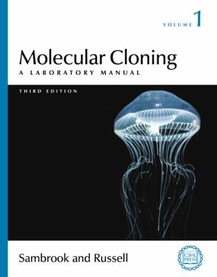 Molecular Cloning A Laboratory Manual