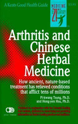 Arthritis and Chinese Herbal Medicine