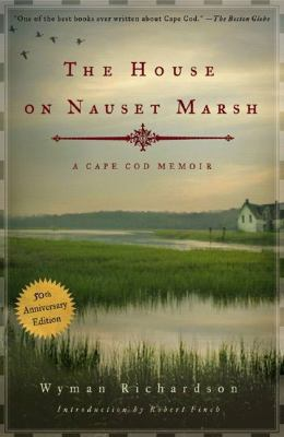 House on Nauset Marsh