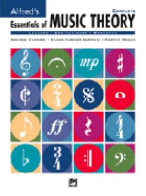 Essentials of Music Theory: Complete (Book & 2 CDs)