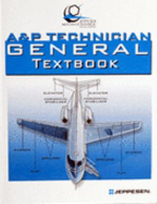 A&P Technician General Textbook - Jeppesen - Paperback