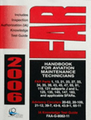 Far for Maintenance Technicians: 2006 - Jeppesen - Paperback
