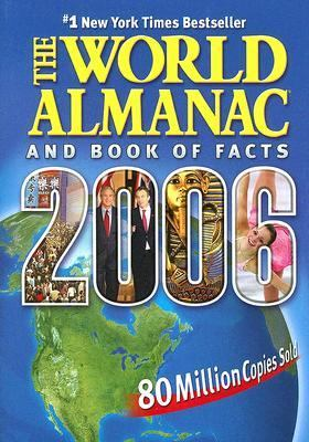 World Almanac and Book of Facts 2006 - Ken Park - Hardcover