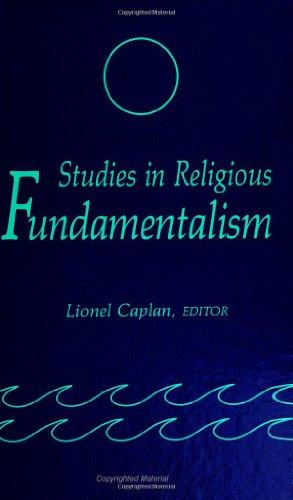Studies in Religious Fundamentalism