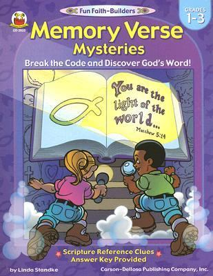 Memory Verse Mysteries Break the Code And Discover God's Word