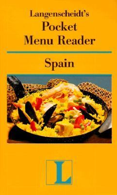 Pocket Menu Reader Spain