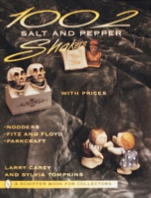 1002 Salt and Peppers Shakers With Prices