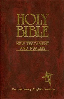 Pocket New Testament and Psalms-CEV