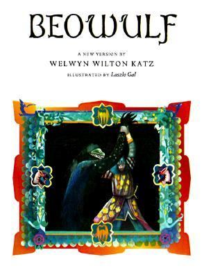 Beowulf - Welwyn Wilton Katz - Hardcover - ILLUSTRATE