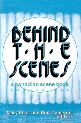 Behind the Scenes A Canadian Scene Book