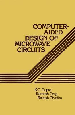 Computer Aided Design of Microwave Circuits