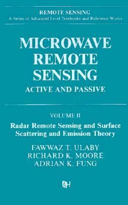 Radar Remote Sensing and Surface Scattering