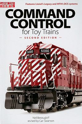 Command Control for Toy Trains, 2nd Edition