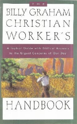 Billy Graham Christian Worker's Hdbk.