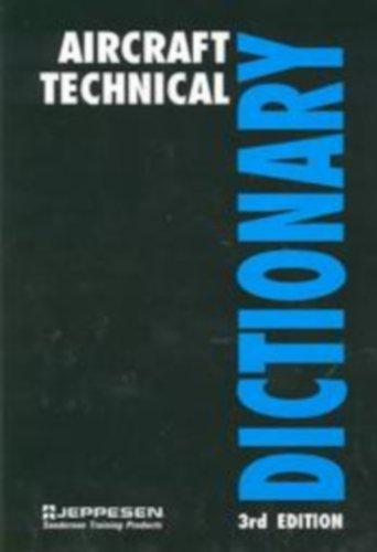 Aircraft Technical Dictionary (3rd ed - JS312625)