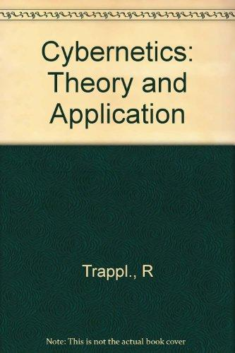Cybernetics: Theory and Applications
