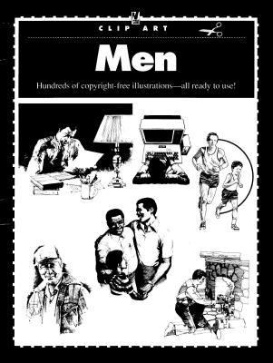 Clip Art: Men - North Light Books - Paperback