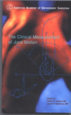 Clinical Measurement of Joint Motion