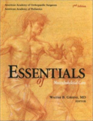 Essentials of Musculoskeletal Care