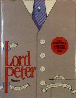 The Lord Peter Wimsey Companion