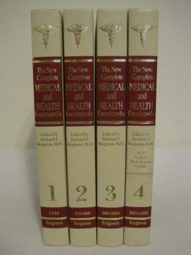The New Complete Medical and Health Encyclopedia (4 Vol Set)