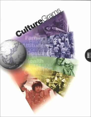 Culturegrams: The Nations Around Us: Africa, Asia, and Oceania Volume 2