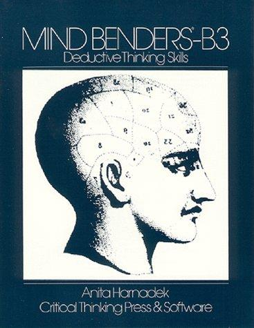 Mind Benders B3: Deductive Thinking Skills
