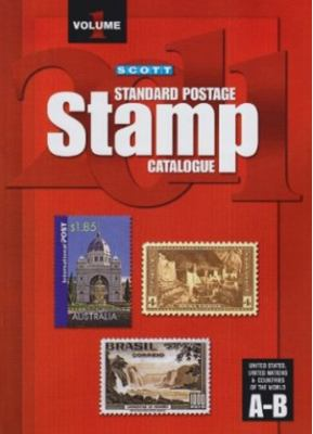 Countries of the World 2011: A-B (Scott Standard Postage Stamp Catalogue Vol 1 Us and Countries a-B)