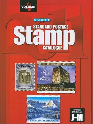 Countries of the World 2011: J-m (Scott Standard Postage Stamp Catalogue Vol 4 Countries J-M)