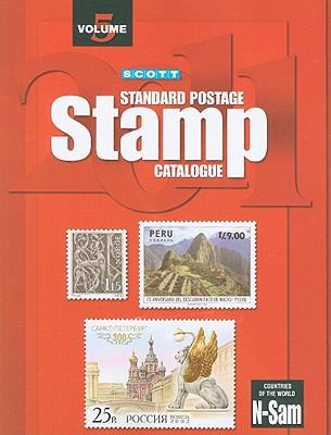 Countries of the World 2011: N-sam (Scott Standard Postage Stamp Catalogue Vol 5 Countries N-Sam)