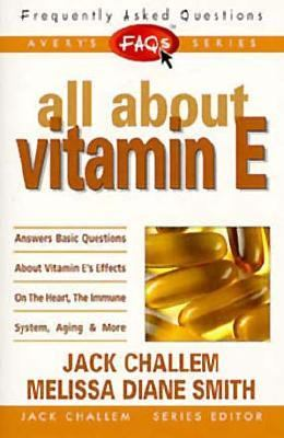 All about Vitamin E