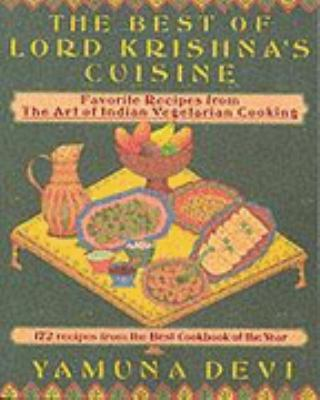 Best of Lord Krishna's Cuisine - Yamuna Devi - Paperback - Abridged