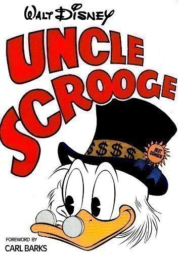 Uncle Scrooge (Walt Disney best comics series)