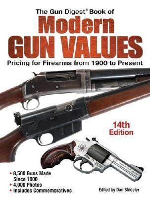 Gun Digest Book of Modern Gun Values Pricing for Firearms from 1900 to Present