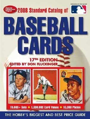 Standard Catalog of Baseball Cards 2008