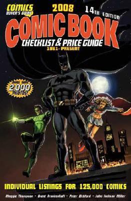 Comic Book Checklist & Price Guide 2008