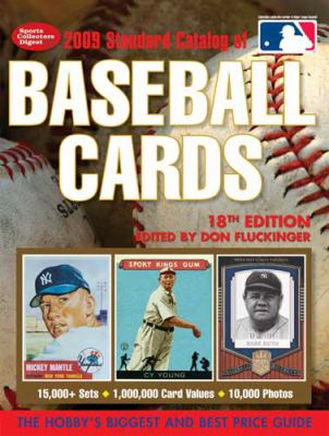 2009 Standard Catalog Of Baseball Cards