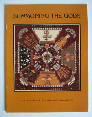 Summoning the Gods: Sandpainting in the Native American Southwest