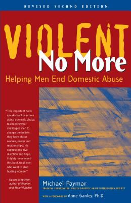 Violent No More Helping Men End Domestic Abuse
