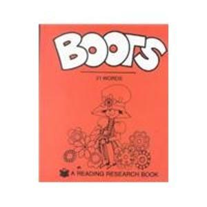 Boots: 21 Words (An I Can Read Book)