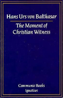 Moment of Christian Witness