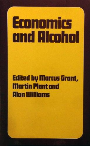 Economics and Alcohol: Consumption and Controls